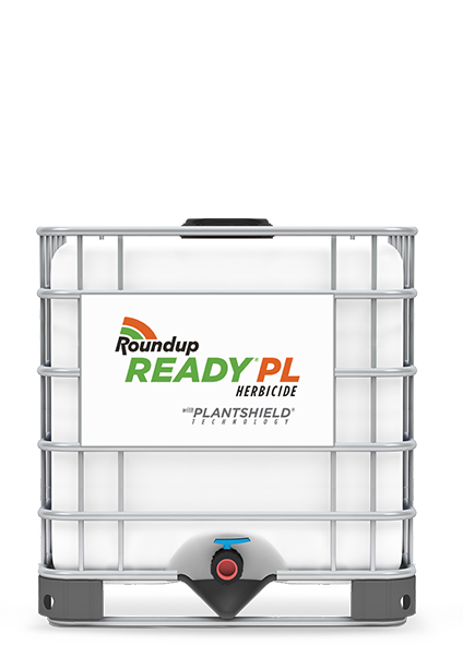 Roundup Ready® PL Herbicide with PLANTSHIELD®